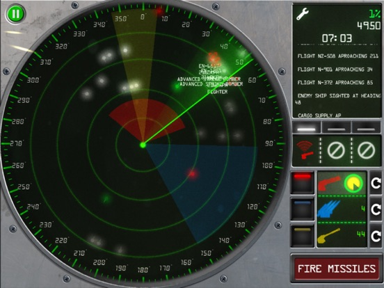 Radar Commander Screenshots