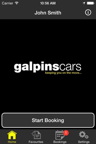 Galpins Cars - náhled