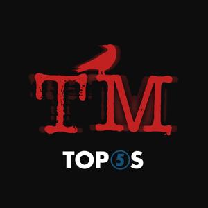 Top5's Thriller Mag ios app