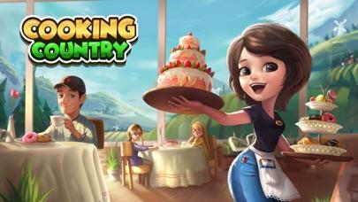 クッキング•カントリー:農場生活と料理ゲームスクリーンショット6