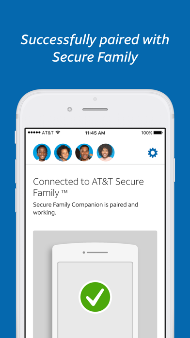 AT&T Secure Family Companion™ screenshot 4