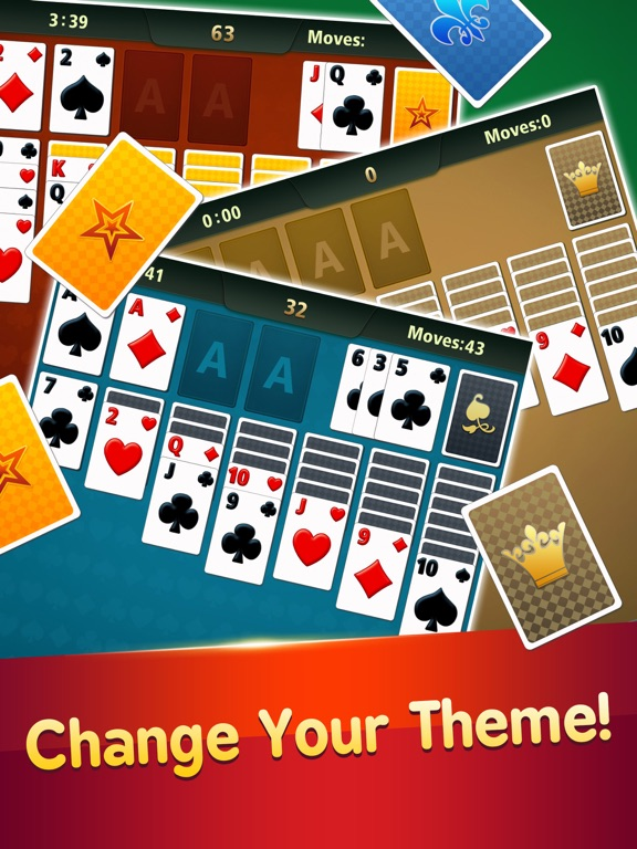 Solitaire Classic - Card Game-ipad-4