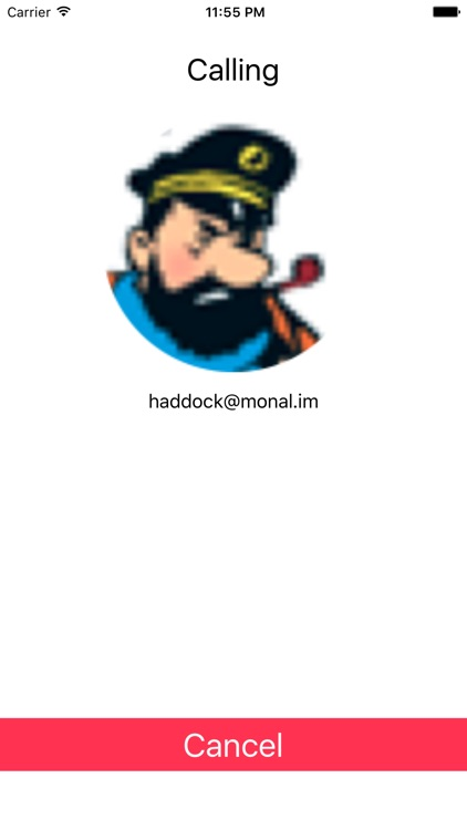 Monal - XMPP chat screenshot-4