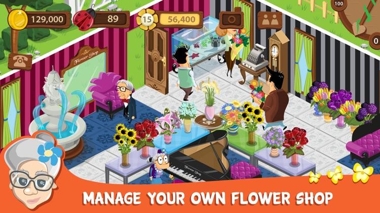 Flower Farm (Flowerama) screenshot-4