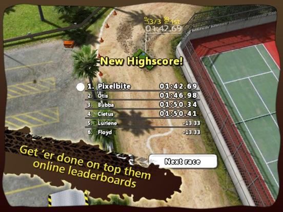 Скачать игру Reckless Racing HD