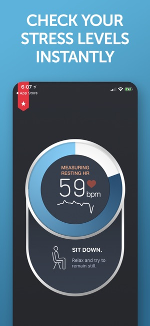 2844686a535 Instant Heart Rate  HR Monitor on the App Store