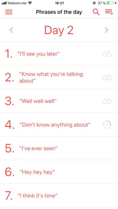 Скриншот №6 к Playphraseme
