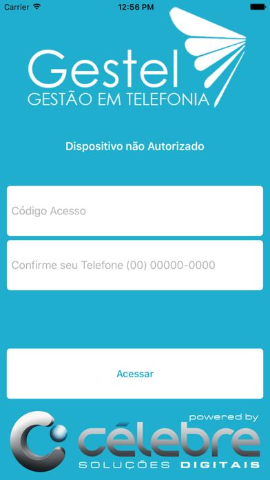 GesTel - Gestão em Telefonia screenshot three