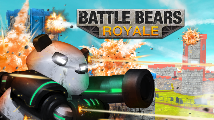 BattleBears Royale Screenshot