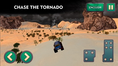 Tornado Disaster: Car Driving Screenshot on iOS