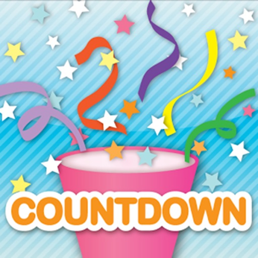 Birthday Countdown + Reminders icon