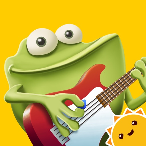 Animal Band Nursery Rhymes icon