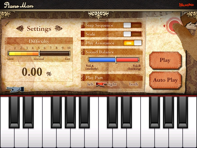 PianoMan for KAMI-OTO screenshot-3