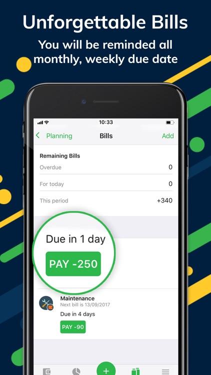 Money Lover: Expense Tracker screenshot-6
