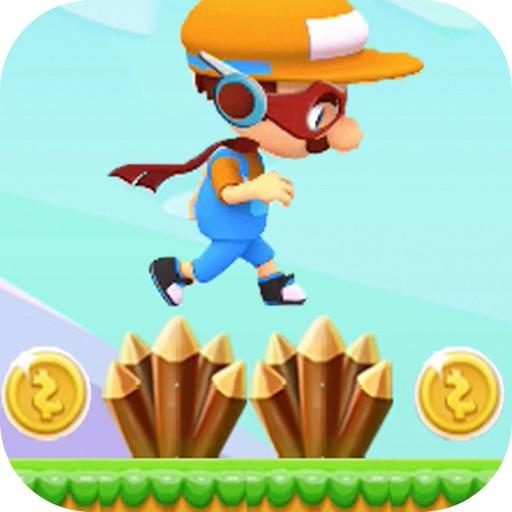 Jump adventure-happy run