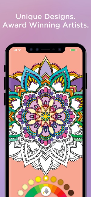 Bloom - Coloring Book on the App Store