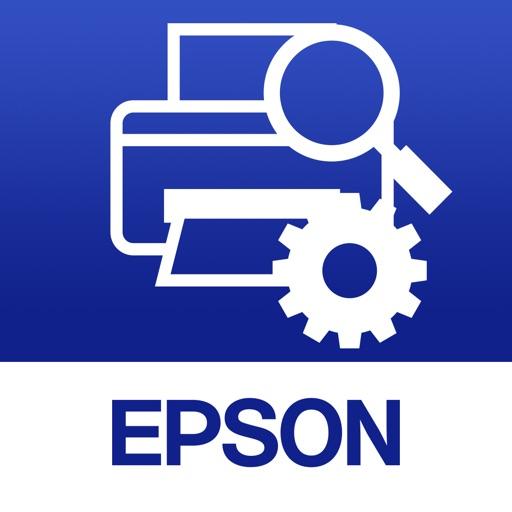 Epson Printer Finder application logo