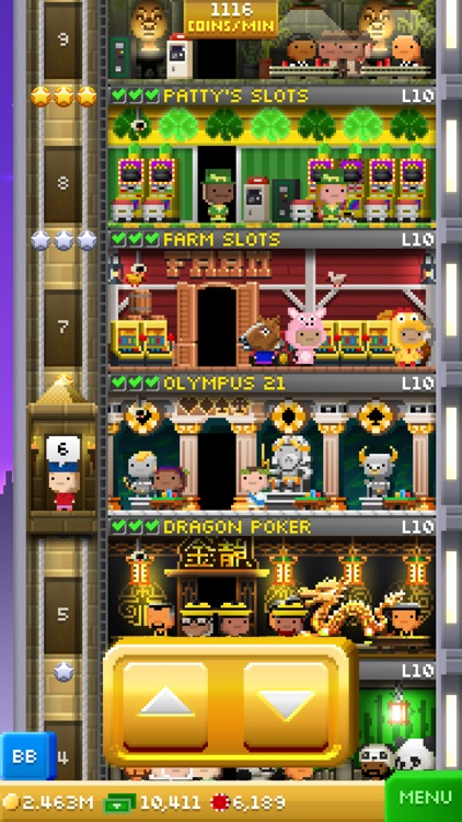 Tiny Tower Vegas screenshot-2