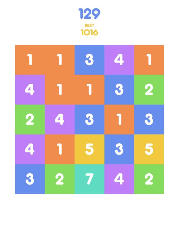 Number Tap - Merge Blocks screenshot 5