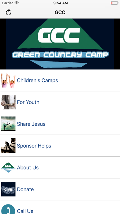 点击获取Green Country Camp