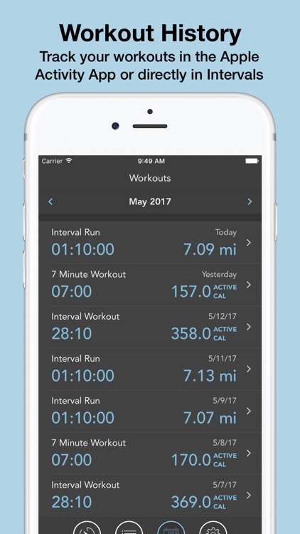 Intervals Pro - HIIT Workouts
