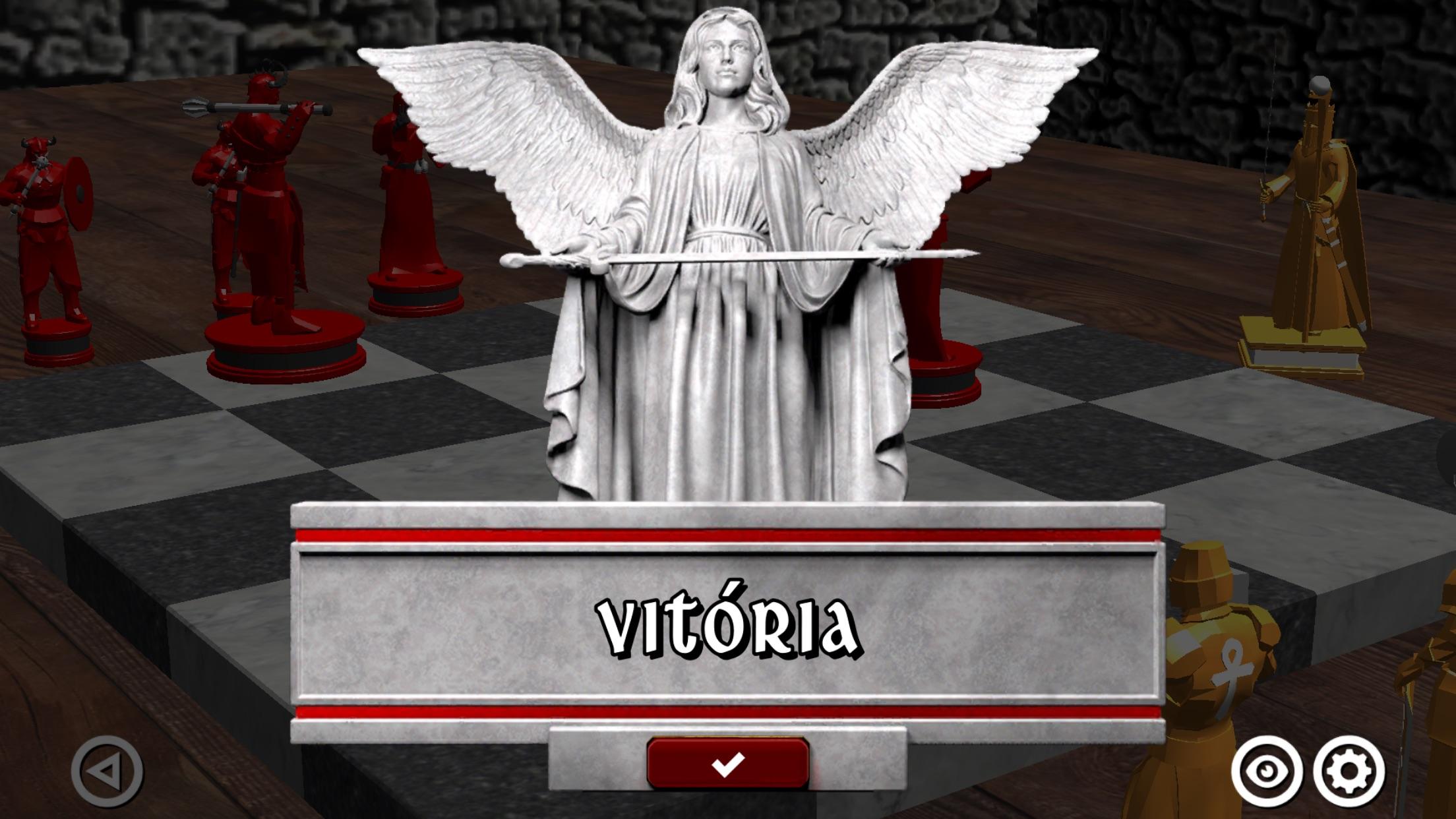 Screenshot do app REX - The Game of Kings