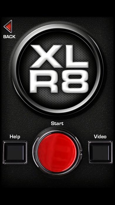 XLR8 screenshot three
