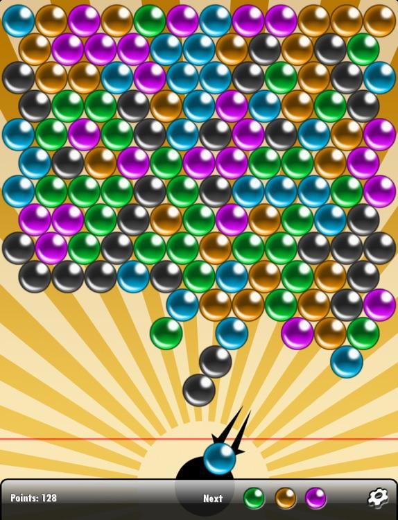 Bubbles HD! screenshot-3