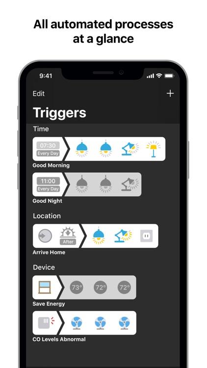 Devices – Control for HomeKit screenshot-4