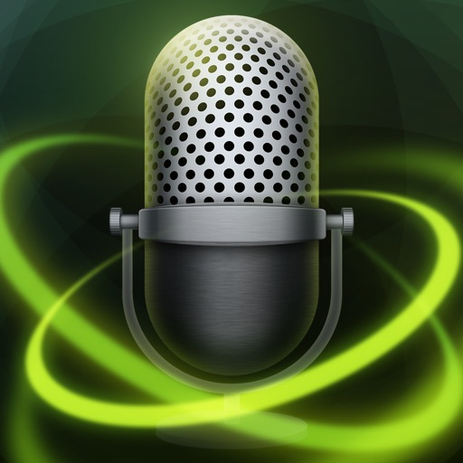 Voice Changer, Sound Recorder application logo