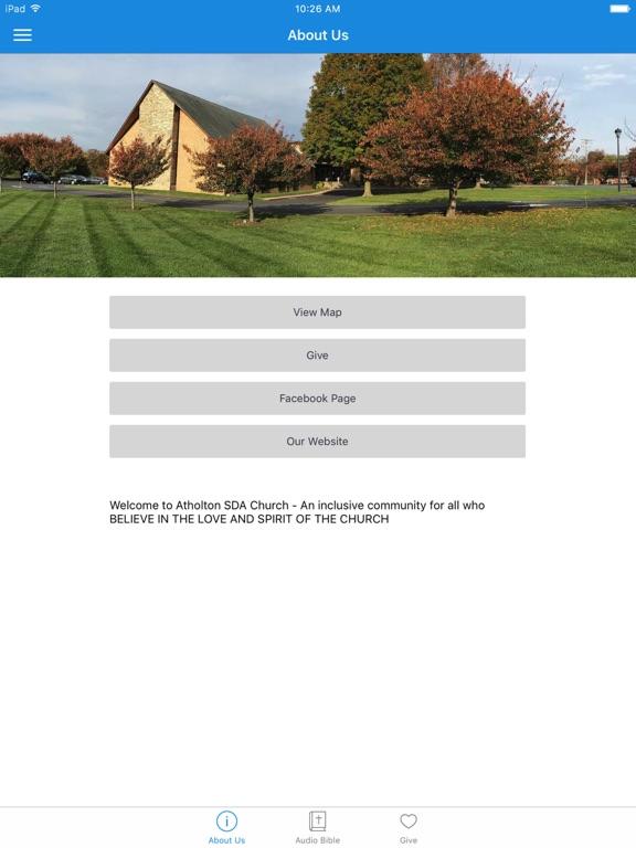 Atholton Adventist Church screenshot 4