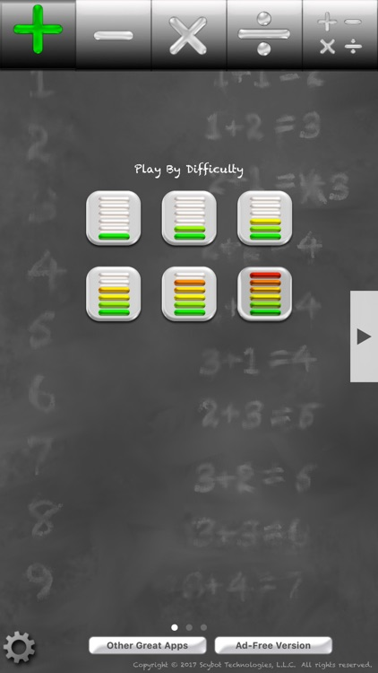 FlashToPass Free Math Flash Cards screenshot-1