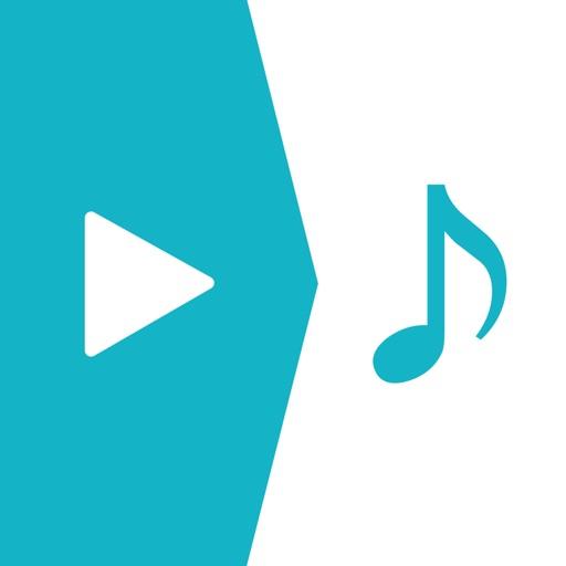 MP3/AAC抽出 - 動画を音楽・音声ファイルに変換