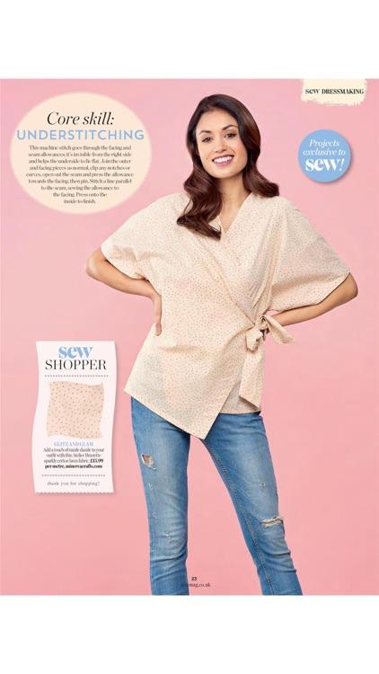 Sew Magazine screenshot-3