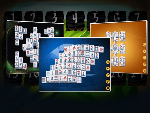 Скачать игру Mahjong Deluxe Go