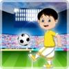 Soccer Football Juggle
