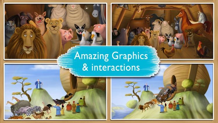 Noah's Ark Storybook screenshot-3