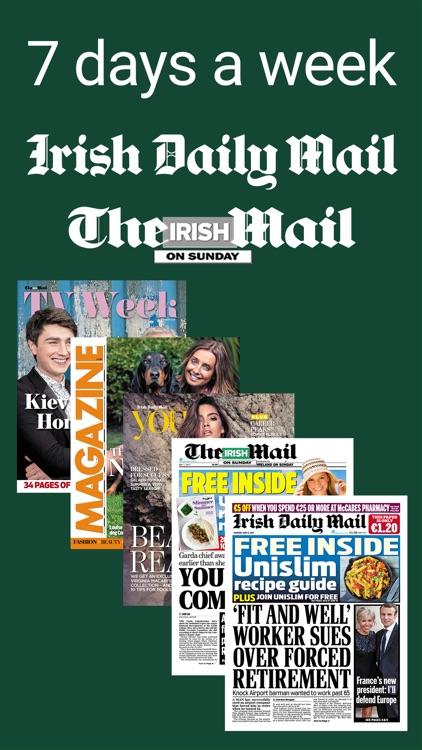 Irish Mail Plus screenshot-4