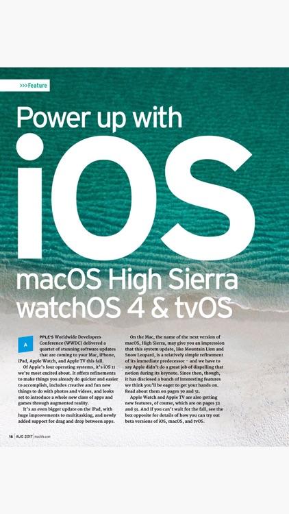 Mac Life: the ultimate Apple magazine
