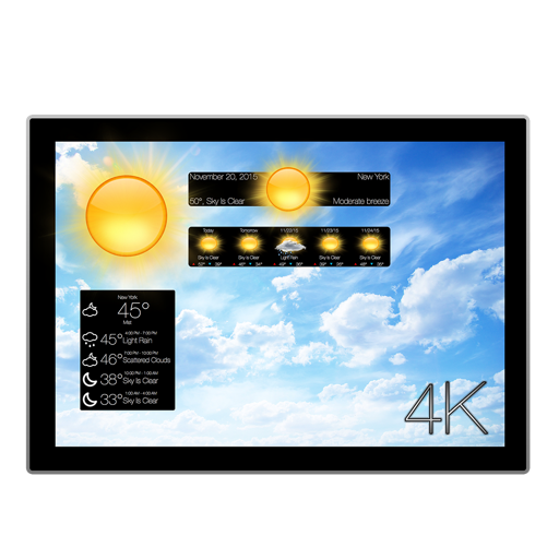 Motion Weather 4K - Ultra HD DMG Cracked for Mac Free Download