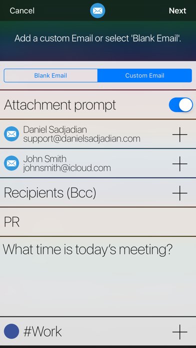 Actions Task Automation screenshot three
