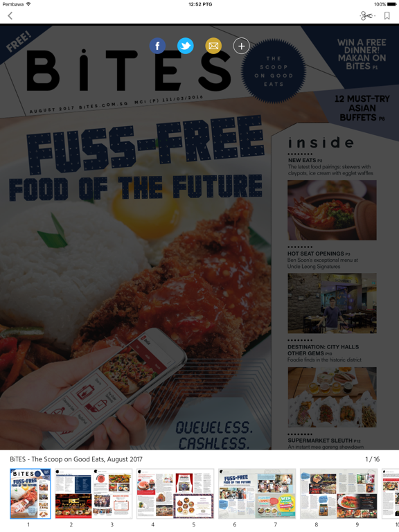 BiTES - The Scoop on Good Eats screenshot 7