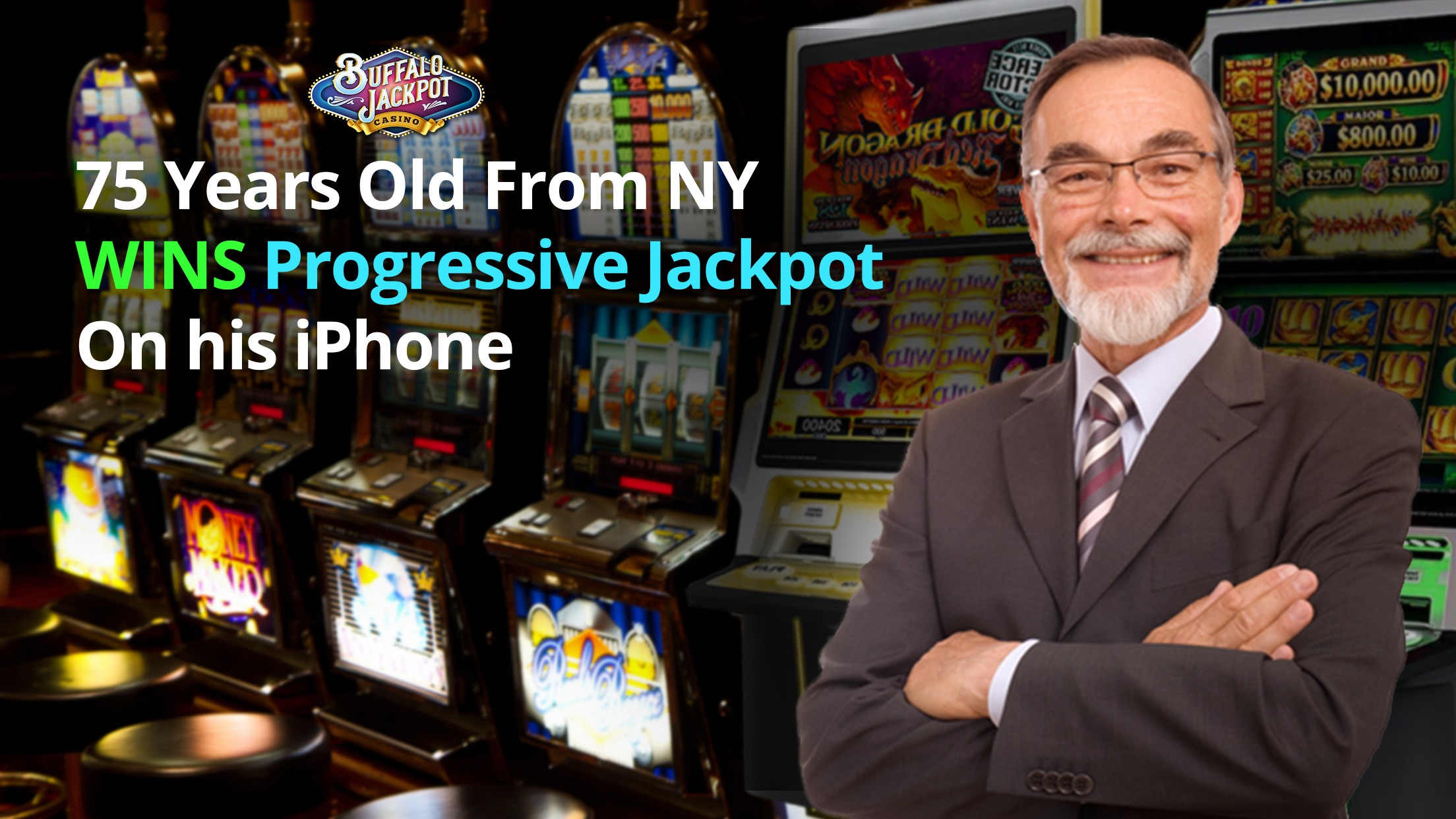 Longhorn Jackpots Casino Slots Screenshot