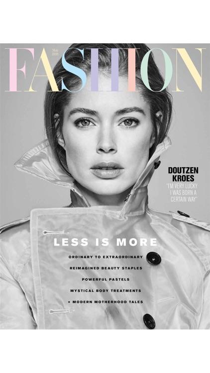 FASHION Magazine screenshot-4