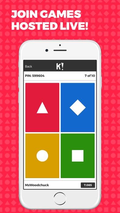 play learning games screenshot kahoot play learning games screenshot