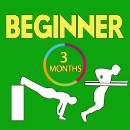 Bodyweight Calisthenic Progression For Beginners