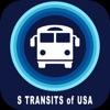 S - Transits of USA
