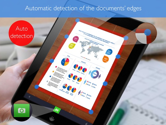 Scanner ( Scan any documents ) Screenshots