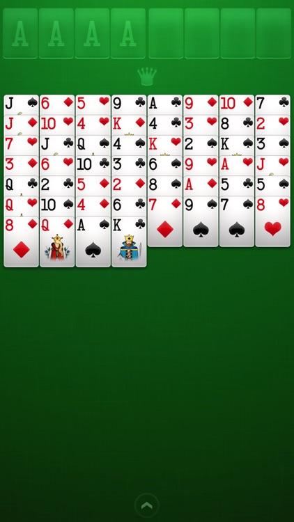 ⋆FreeCell+ screenshot-0