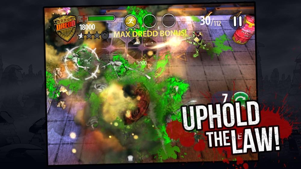 Judge Dredd vs Zombies hack tool